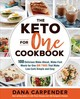 Keto For One Cookbook - Carpender, Dana - ISBN: 9781592338689