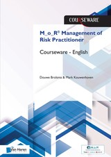 M_o_R Management of rosl Practitioner - Douwe  Brolsma - ISBN: 9789401804226
