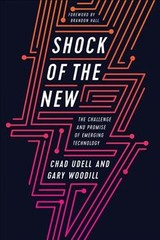 Shock Of The New - Udell, Chad; Woodill, Gary - ISBN: 9781947308800