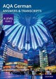 Aqa A Level German: Key Stage Five: Aqa A Level Year 2 German Answers & Transcripts - ISBN: 9780198446019