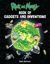 Rick And Morty Book Of Gadgets And Inventions - Pearlman, Robb - ISBN: 9780762494354