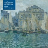 Adult Jigsaw National Gallery: Monet The Museum At Le Havre - Flame Tree Studio (COR) - ISBN: 9781787556096