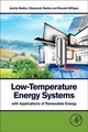 Low-temperature Energy Systems With Applications Of Renewable Energy - Dipippo, Ronald (renewable Energy Consultant, Chancellor Professor Emeritus... - ISBN: 9780128162491