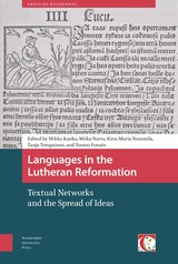 Languages in the Lutheran Reformation - ISBN: 9789048531219