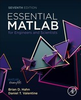 Essential MATLAB for Engineers and Scientists - Valentine, Daniel; Hahn, Brian - ISBN: 9780081029978