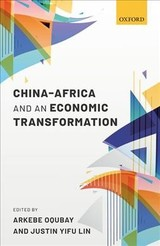 China-africa And An Economic Transformation - Oqubay, Arkebe (EDT)/ Lin, Justin Yifu (EDT) - ISBN: 9780198830504