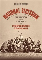 National Secession - Roeder, Philip G. - ISBN: 9781501725982