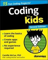 Coding For Kids For Dummies - Mccue, Camille - ISBN: 9781119555162
