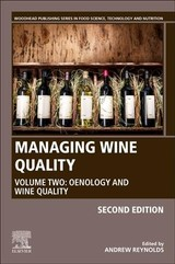 Woodhead Publishing Series in Food Science, Technology and Nutrition, Managing Wine Quality - ISBN: 9780081020654