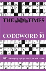 Times Codeword 10 - The Times Mind Games - ISBN: 9780008285418