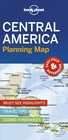 Lonely Planet Central America Planning Map - Lonely Planet - ISBN: 9781788685924