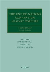 United Nations Convention Against Torture And Its Optional Protocol - Nowak, Manfred (EDT)/ Birk, Moritz (EDT)/ Monina, Giuliana (EDT) - ISBN: 9780198846178
