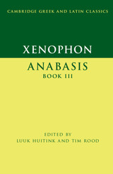 Xenophon: Anabasis Book Iii - Huitink, Luuk (EDT)/ Rood, Tim (EDT) - ISBN: 9781107079236