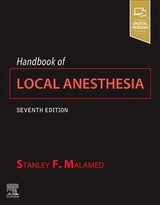 Handbook of Local Anesthesia - Malamed, Stanley F. - ISBN: 9780323582070