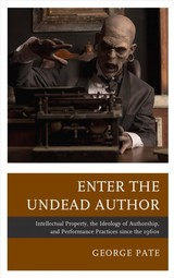 Enter The Undead Author - Pate, George - ISBN: 9781683931584