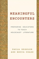 Meaningful Encounters - Ressler, Paula; Chase, Becca - ISBN: 9781475822090