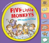 Five Little Monkeys Get Ready For Bed (touch-and-feel Tabbed Board Book) - Christelow, Eileen - ISBN: 9780358050506