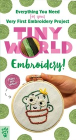 Tiny World: Embroidery! - Patcha, El - ISBN: 9781250203830