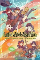 Little Witch Academia, Vol. 3 (manga) - Yoshinari, Yoh; Trigger - ISBN: 9781975357429