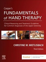 Cooper's Fundamentals of Hand Therapy - Wietlisbach, Christine M. - ISBN: 9780323524797