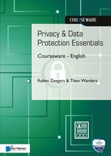 Privacy & Data Protection Essentials Courseware - English - Ruben  Zeegers - ISBN: 9789401804585