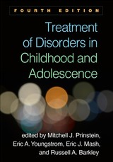 Treatment Of Disorders In Childhood And Adolescence - Prinstein, Mitchell J. (EDT)/ Youngstrom, Eric A. (EDT)/ Mash, Eric J. (EDT)/ Barkley, Russell A. (EDT) - ISBN: 9781462538980