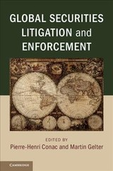 Global Securities Litigation And Enforcement - ISBN: 9781107108608