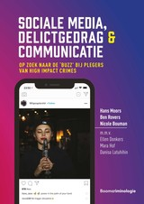 Sociale media, delictgedrag & communicatie - Hans  Moors - ISBN: 9789462745124