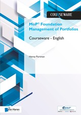 MoP® Foundation Management of Portfolios Courseware â English - Henny  Portman - ISBN: 9789401804523