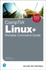 Comptia Linux Portable Command Guide - William, Rothwell - ISBN: 9780135591840