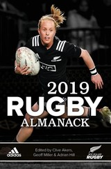 2019 Rugby Almanack - Akers, Clive; Miller, Geoff; Hill, Adrian - ISBN: 9781988516530