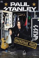 Backstage Pass - Stanley, Paul - ISBN: 9780062820280