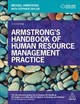 Armstrong's Handbook Of Human Resource Management Practice - Armstrong, Michael; Taylor, Stephen - ISBN: 9780749498276