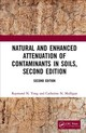 Natural And Enhanced Attenuation Of Contaminants In Soils - Yong, Raymond N./ Mulligan, Catherine N. - ISBN: 9781138066373