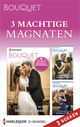 3 machtige magnaten - Michelle  Smart - ISBN: 9789402540932