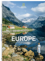 National Geographic. Around The World In 125 Years. Europe - Golden, Reuel (EDT) - ISBN: 9783836568807
