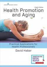 Health Promotion And Aging - Haber, David - ISBN: 9780826184924