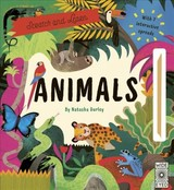 Scratch And Learn Animals - Brownridge, Lucy - ISBN: 9781786037954