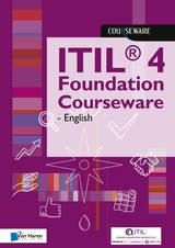ITIL® 4 Foundation Courseware - English - Van Haren Learning Solutions - ISBN: 9789401803953