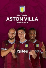 Official Aston Villa Annual 2020 - Bishop, Rob - ISBN: 9781913034122