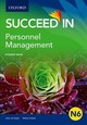 Personnel Management N6 Student Book - Van Staden, Johan; Graham, Melanie - ISBN: 9780190747411