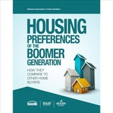 Housing Preferences Of The Boomer Generation - Builders, National Association Of Home - ISBN: 9780867187489