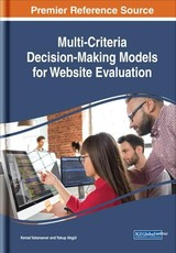 Multi-criteria Decision-making Models For Website Evaluation - Vatansever, Kemal (EDT)/ Akgül, Yakup (EDT) - ISBN: 9781522582380