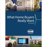 What Home Buyers Really Want, 2019 Edition - Group, Nahb Economics - ISBN: 9780867187724