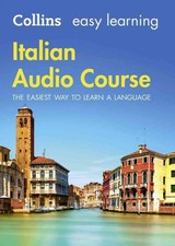 Easy Learning Italian Audio Course - Collins Dictionaries - ISBN: 9780008205669