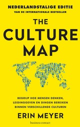 The Culture Map - Erin  Meyer - ISBN: 9789047012696