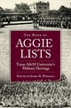 Book Of Aggie Lists - Woodall, James R. (EDT) - ISBN: 9781623498412