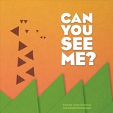 Can You See Me? - Lantz-simmons, Mikhala; Rasoulipour, Mohammad - ISBN: 9781524853723