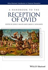 Handbook To The Reception Of Ovid - ISBN: 9781444339673
