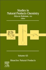 Studies In Natural Products Chemistry - ISBN: 9780128179017